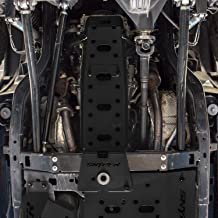 Westin 42-21015 Textured Black Oil Pan/Transmission Skid Plate.