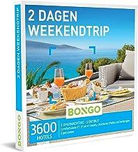 Bongo Bon - 2 Dagen Weekendtrip   Cadeaubonnen Cadeaukaart cadeau voor man of vrouw   3600 adressen, waaronder hotels tot ...