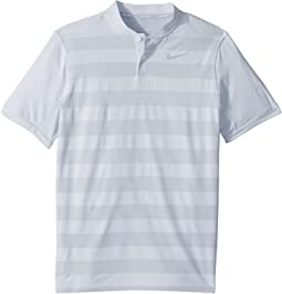Zonal Cooling Polo Stripe (Big Kids)