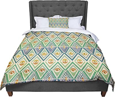 KESS InHouse Ingrid Beddoes Sparkles of Gold Twin Comforter 68 X 88