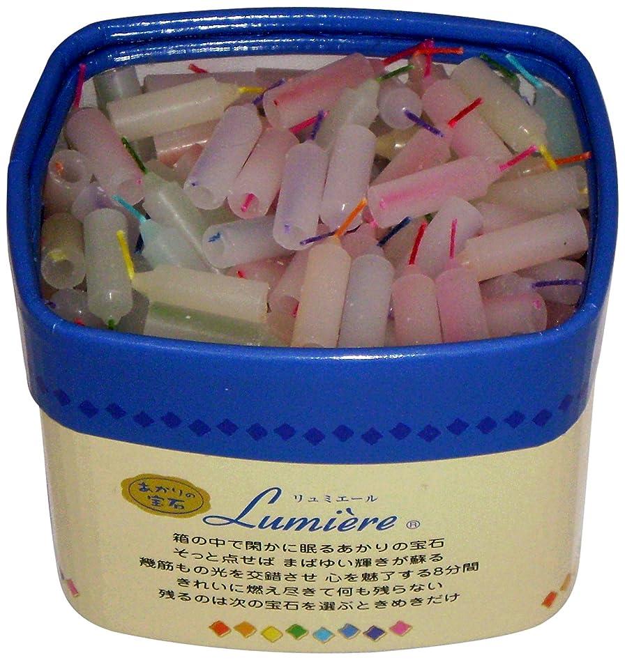 コンドーム薄い遺伝子東海製蝋のろうそく リュミエール 8分