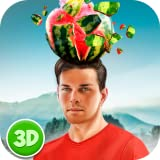 Shooting Range Master Expertise Contest Game: Watermelon Target Aiming Shooter