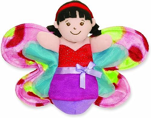 Manhattan Toy en volant Fairy Hand Puppet by Manhattan Toy, Meet violet
