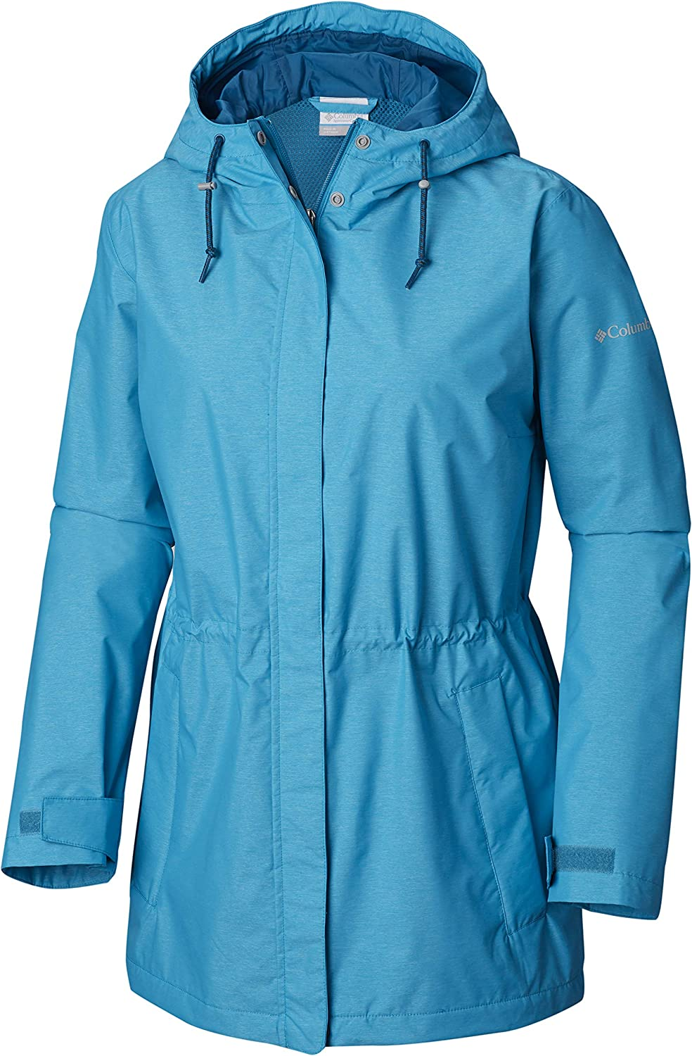 Columbia Women's Norwalk Mountain Jacket, Waterproof & Breathable