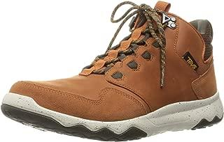Teva Men's M Arrowood Lux Mid WP Hiking Boot, Brown