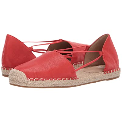 Eileen Fisher Lee (Paprika Matte Tumbled Leather) Women