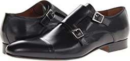 Dbl Monk Cap Toe