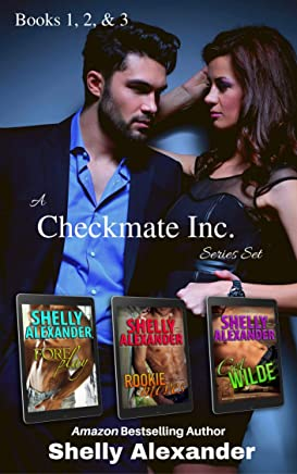 A Checkmate Inc. Series Boxed Set (Books 1, 2, and 3)