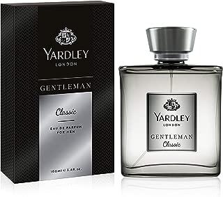 Yardley Gentleman Classic Eau de Parfum 100ml