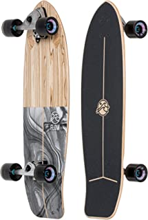 FLOW Surf Skates Surf Skateboard with Carving Truck