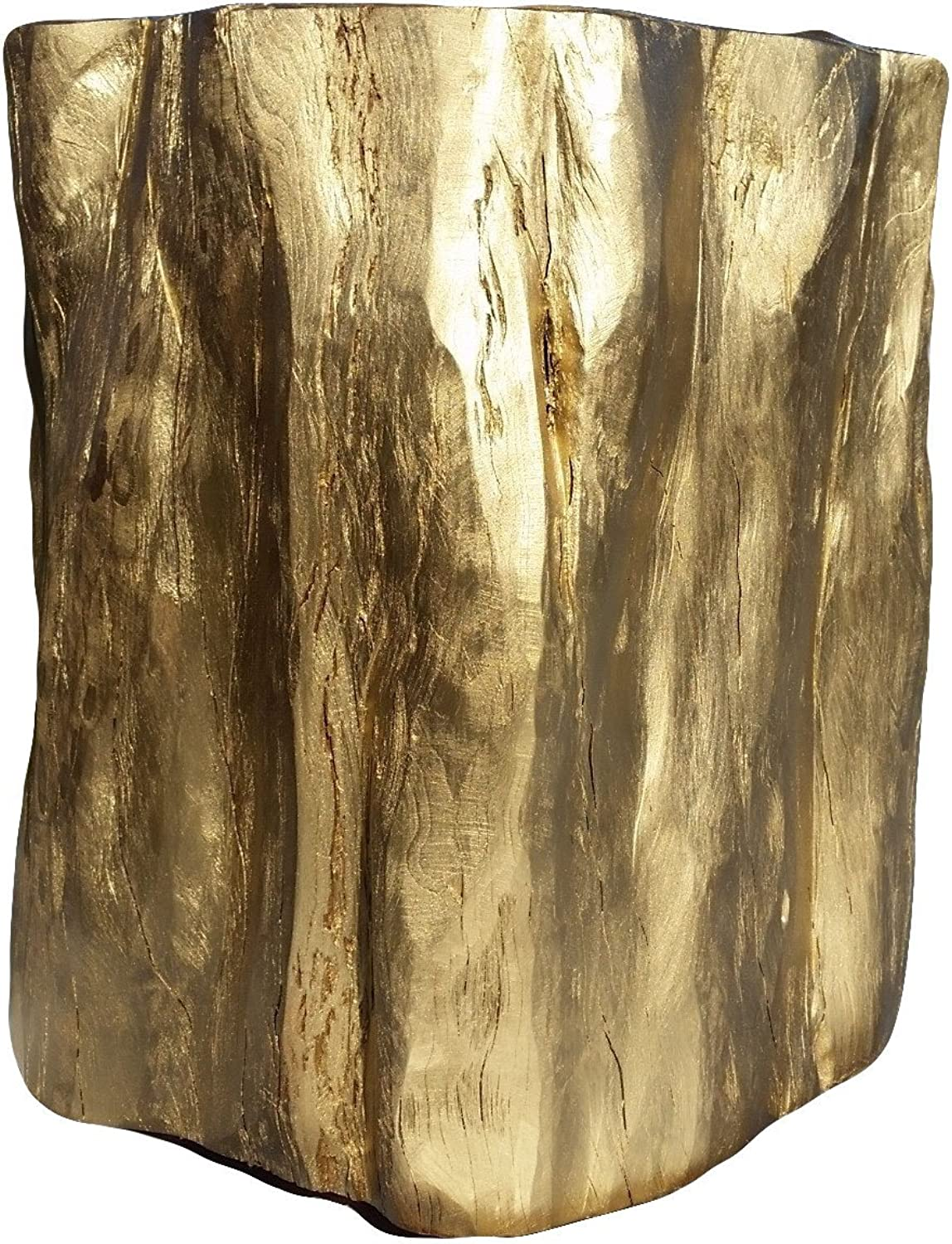 Side Table - Reclaimed (gold)