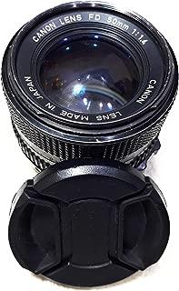 Can FD 50mm 1:1.4 Manual Patriot Lens.(1957105)
