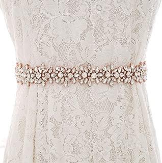 Best bridal belts for wedding dresses Reviews