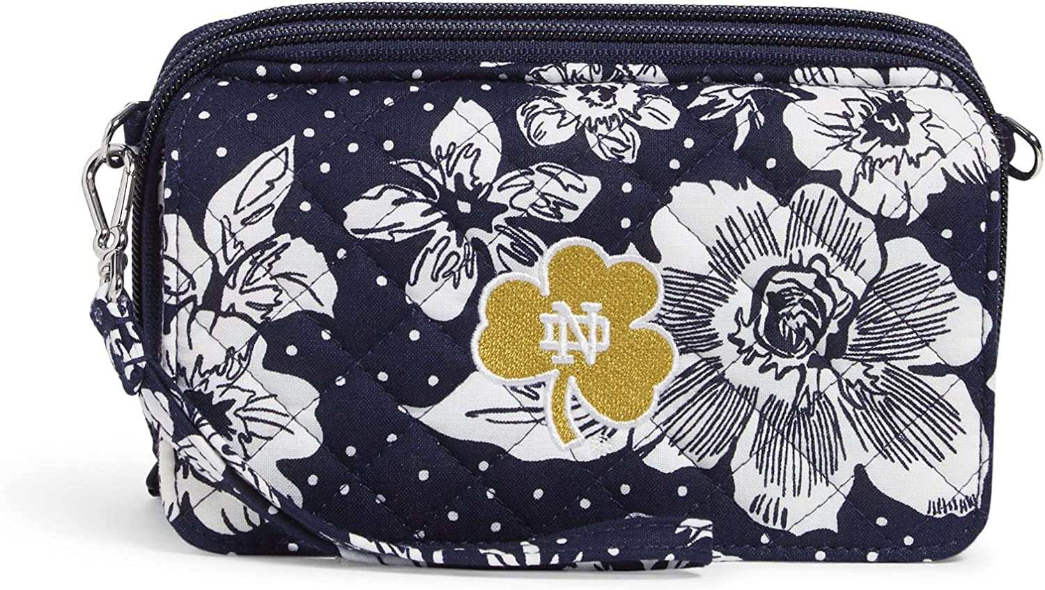 Vera Bradley Collegiate All in One RFID Purse Crossbody New color Pro Ranking TOP18 with