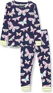 Hatley Organic Cotton Long Sleeve Pyjama Set Pigiama Bambina