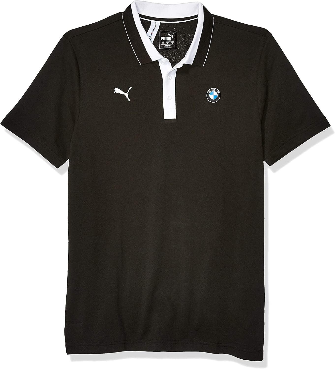 PUMA Men's Ranking integrated 1st place Denver Mall BMW Polo Graphic Motorsport