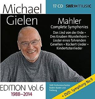 ミヒャエル・ギーレン・エディション 第6集 1988-2014 マーラー:交響曲全集、歌曲集