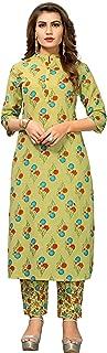 Vbuyz Women's Cotton Straight Kurti(VB_KU_171)