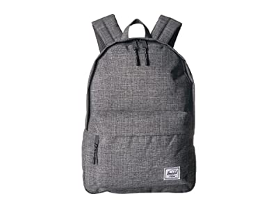 Herschel Supply Co. Classic (Raven Crosshatch) Backpack Bags