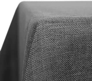 jaspeado. antimanchas La manta de tela perfecta para interior y exterior Terra no se arruga Tischdecke 90x90 cm Kamaca Outdoor Mantel de jard/ín resistente a la intemperie poli/éster