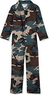 Army G.I. Camouflage Kids Costume