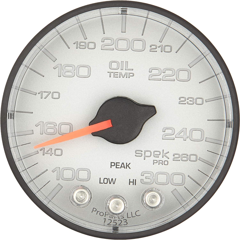 AUTO METER P322228 Gauge Oil Temp 300ºf 2 16