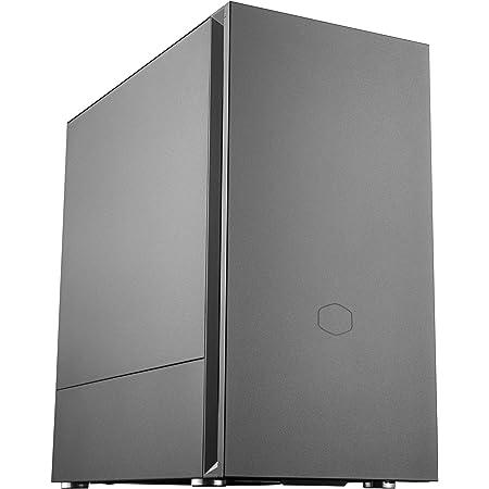Cooler Master Silencio S400 静音型 ミニタワー PCケース CS7618 MCS-S400-KN5N-S00