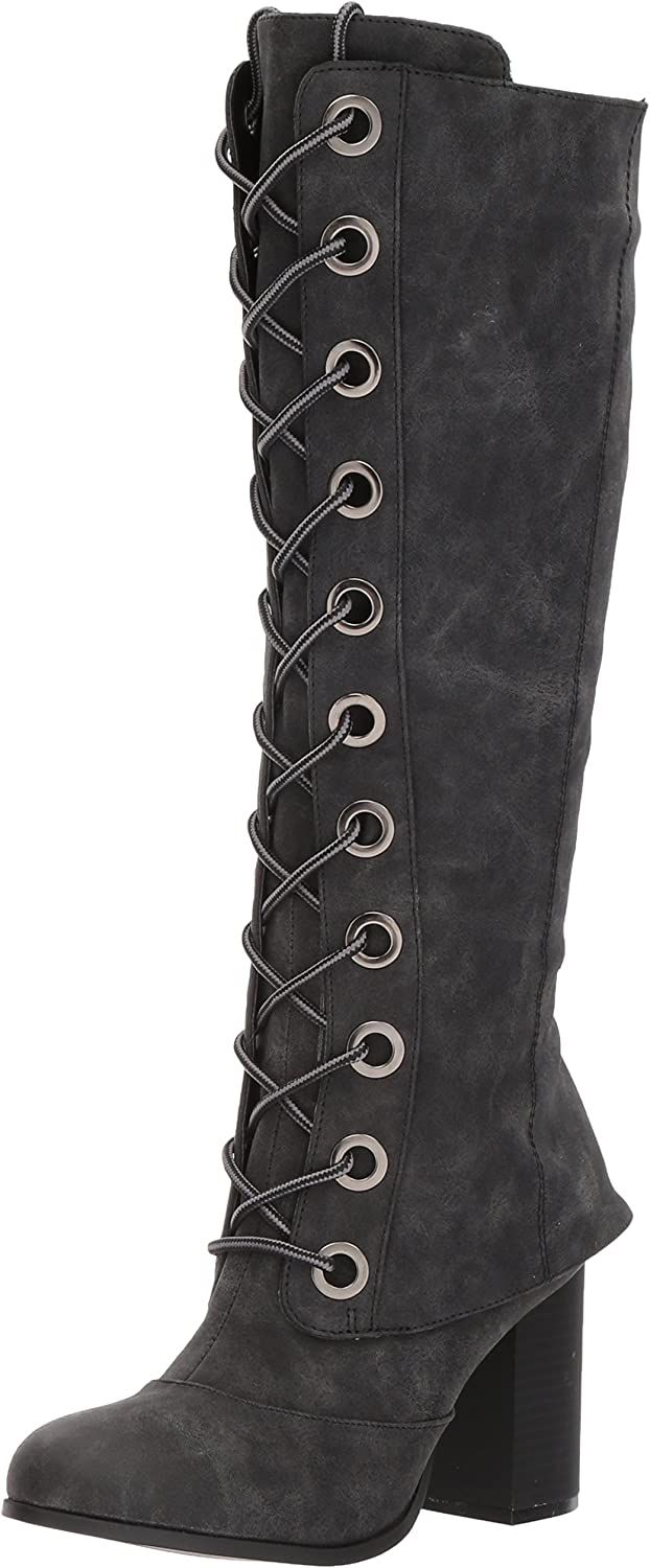 2 Lips Too Womens Too Loaded Fashion Boot