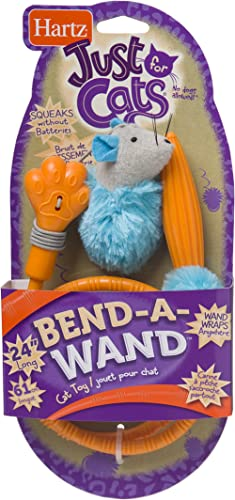 Hartz Just for Cats Bend-A-Wand Cat Toy product image