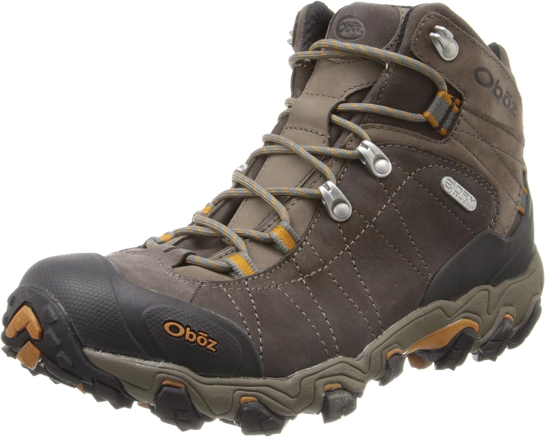 Oboz 《週末限定タイムセール》 Bridger Mid B-Dry Hiking Men's お得なキャンペーンを実施中 - Boot