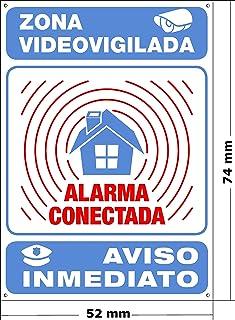 Amazon.es: carteles alarma - Amazon Prime