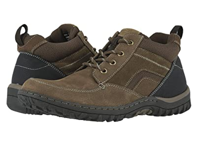 Nunn Bush Quest Moc Toe Chukka (Tan Multi) Men