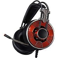 Vogek 7.1 Surround Sound Stereo Over-Ear Headphones