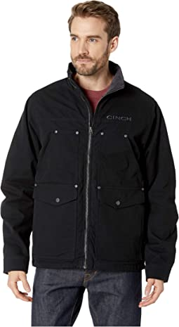 Concealed Carry Canvas Jacket