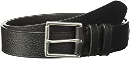 Cole Haan - 35mm Pebble Strap Belt w/ Double Loops