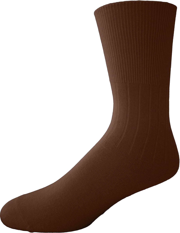 Classic sale Women's Diabetic Non-Binding Dress Cotton 4 years warranty Socks 3-Pack
