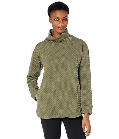New Balance Heatloft Tunic (Nettle Green) Women