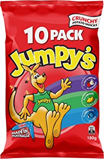 Jumpy's Multipack 10 Pack x 6 (1.08kg)