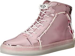 Katy Perry Women's The Miranda Sneaker, White, 8 Medium US