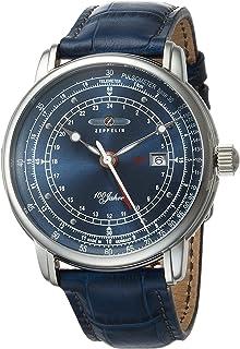 [ツェッペリン]ZEPPELIN 腕時計 100周年 ネイビー文字盤 76463 メンズ 【並行輸入品】