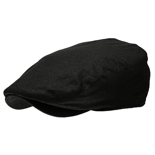 Epoch hats Men s Linen Flat Ivy Gatsby Summer Newsboy Hats 97214fe7ac53