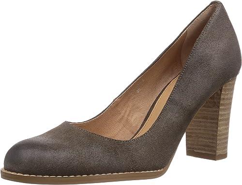Belmondo 70302802, Chaussures à Talons - Avant du Pieds Couvert Femme