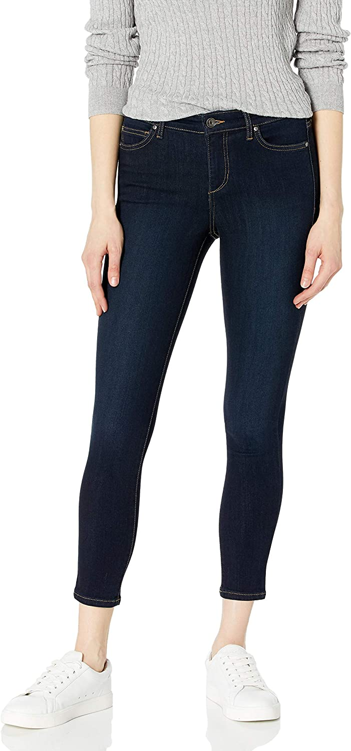 Ella Moss Online limited Free shipping / New product Women's Misses Mid Jean Rise Skinny Ankle