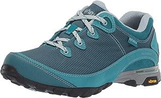 Ahnu Women's W Sugarpine Ii Waterproof Ripstop Hiking Shoe Blue