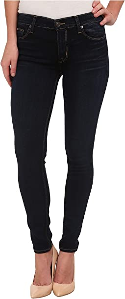 Nico Mid Rise Super Skinny Jeans in Oracle