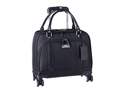 Samsonite Womans 15.6 Laptop Mobile Office Spinner (Black) Luggage