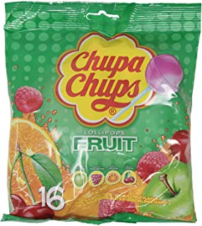 Chupa Chups Jellies With Fruit Juice, 90 gm