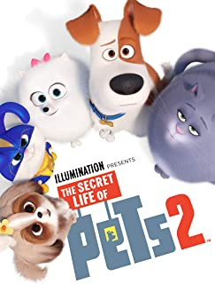 The Secret Life of Pets 2 (int'l)-Edited