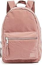 Herschel Supply Co. Women's Grove XS Velvet Backpack, Ash Rose, Pink, One Size