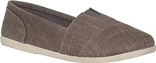 MVE Shoes Women's Flat Shoes Slip On Comfortable Insole